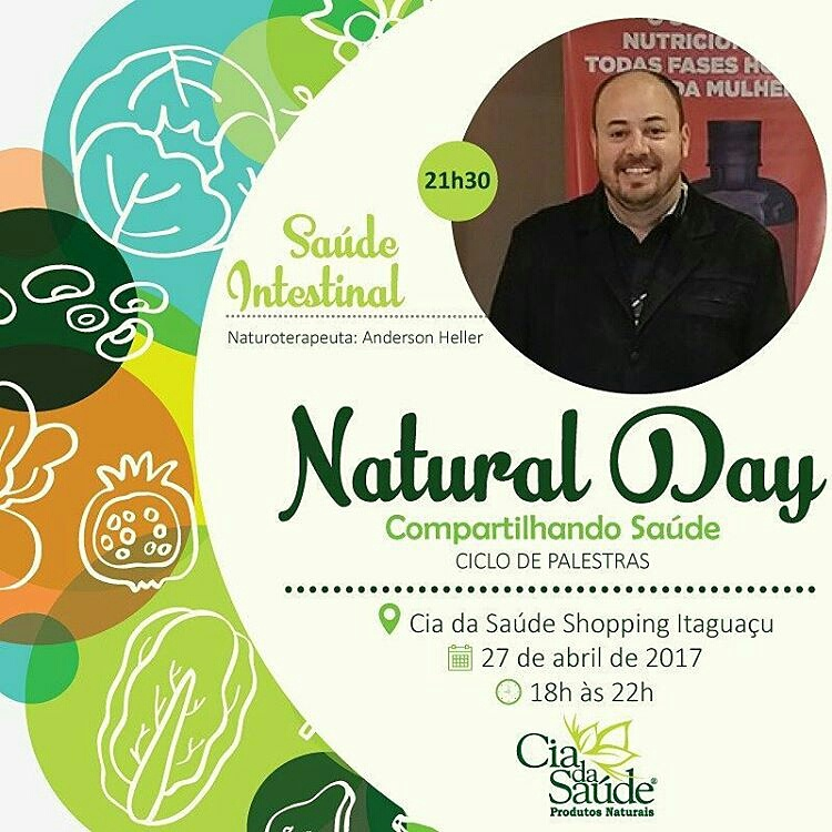 Evento Natural Day – São José – SC